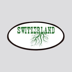 Swiss Roots Patches