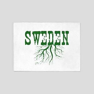 Sweden Roots 5'x7'Area Rug