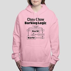 Chow Chow Logic Women's Hooded Sweatshirt