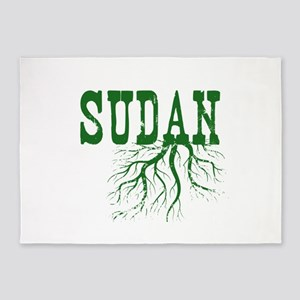 Sudan Roots 5'x7'Area Rug