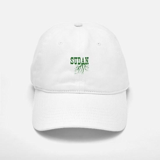 Sudan Roots Baseball Baseball Cap