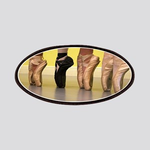 Ballet Dancers on Pointe or on Toes Patches