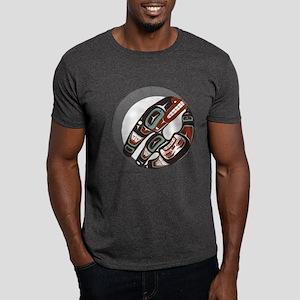 Killer Whale Crescent Dark T-Shirt