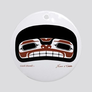 Khaa Goosh Yeigi Ornament (Round)