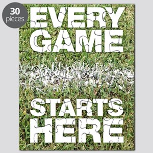 Every Game Starts Here Puzzle