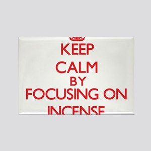 Keep Calm by focusing on Incense Magnets