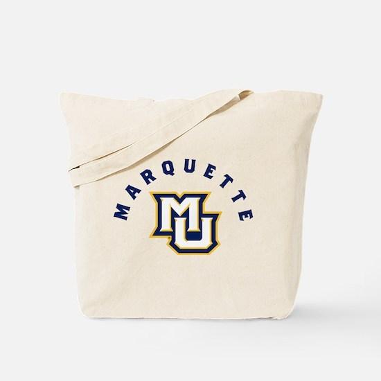 Marquette Golden Eagles MU Tote Bag