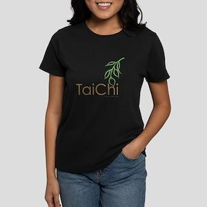Tai Chi Growth 12 Women's Dark T-Shirt