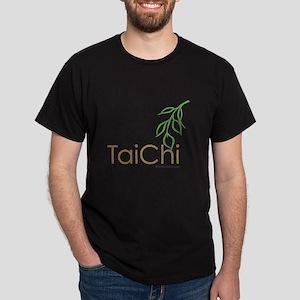 Tai Chi Growth 12 Dark T-Shirt