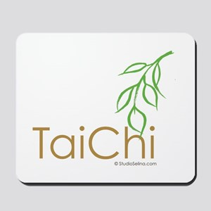 Tai Chi Growth 12 Mousepad
