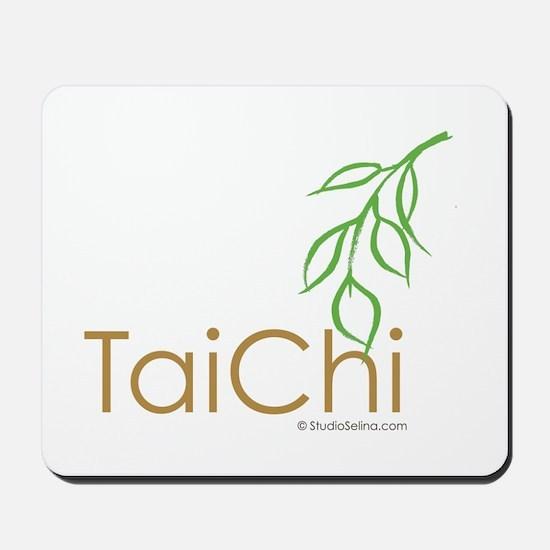 Tai Chi Growth 12 Mousepad