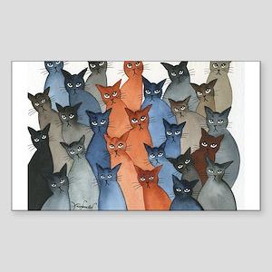 Stray Cats Sticker