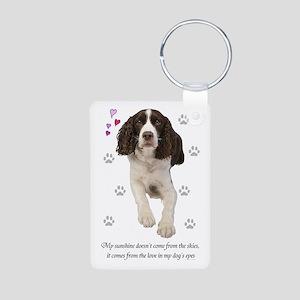 English Springer Spaniel Keychains