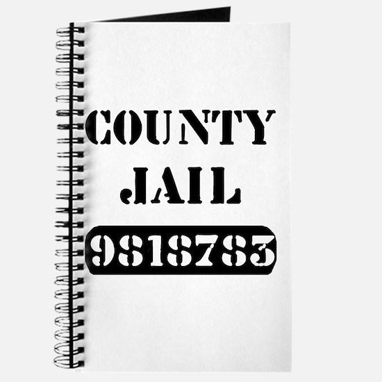 Jail Inmate Number 9818783 Journal