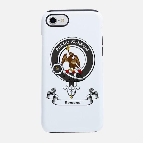 Badge-Romans iPhone 7 Tough Case