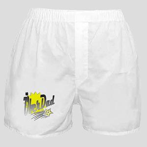 Uber Dad Boxer Shorts