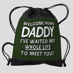 I've Waited My Whole Life To Meet Y Drawstring Bag