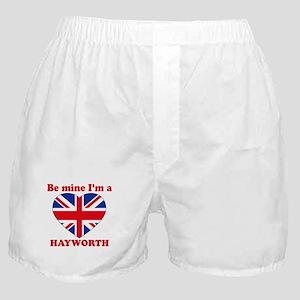 Hayworth, Valentine's Day Boxer Shorts