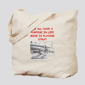 strat baseball Tote Bag