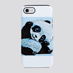 Panda Hugs iPhone 7 Tough Case
