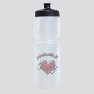 Fabulous 40th Birthday Sports Bottle