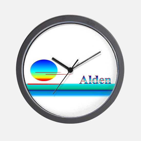 Alden Wall Clock