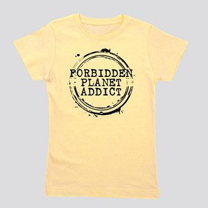 Forbidden Planet Addict Stamp Girl's Tee