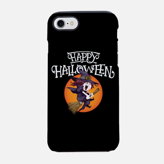 Witch Halloween iPhone 7 Tough Case