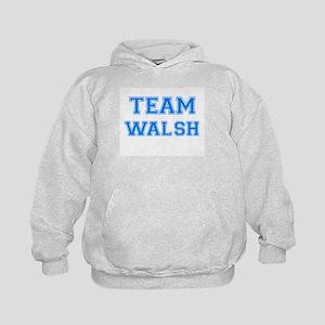 TEAM WALSH Kids Hoodie