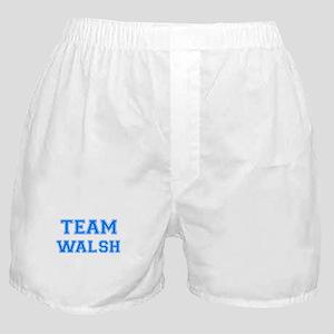 TEAM WALSH Boxer Shorts