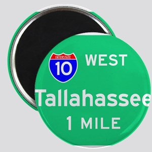 Tallahassee Exit Sign Magnets