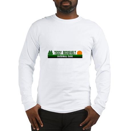 Teddy Roosevelt National Park Long Sleeve T-Shirt