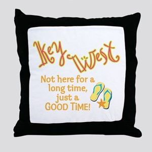 Key West - Throw Pillow
