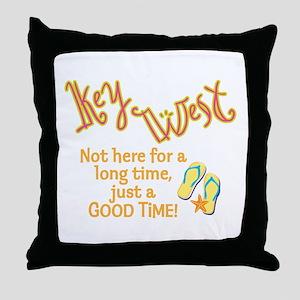 Key West - Throw Pillow