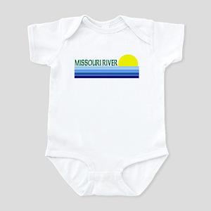 Missouri River Infant Bodysuit