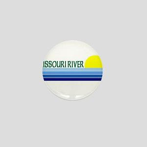Missouri River Mini Button
