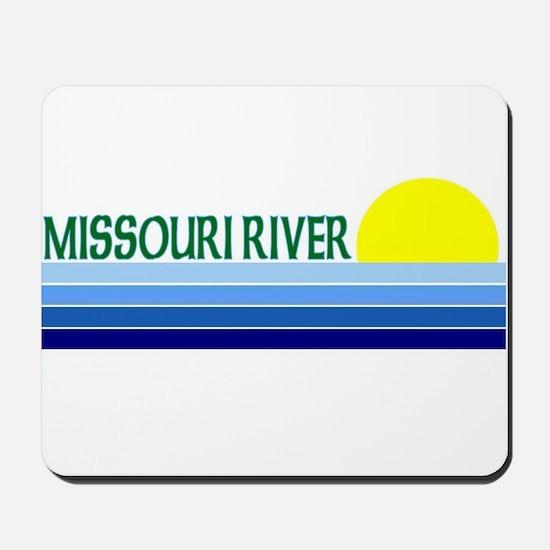Missouri River Mousepad