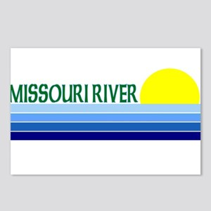 Missouri River Postcards (Package of 8)