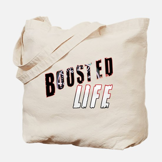 Boosted Life Tote Bag