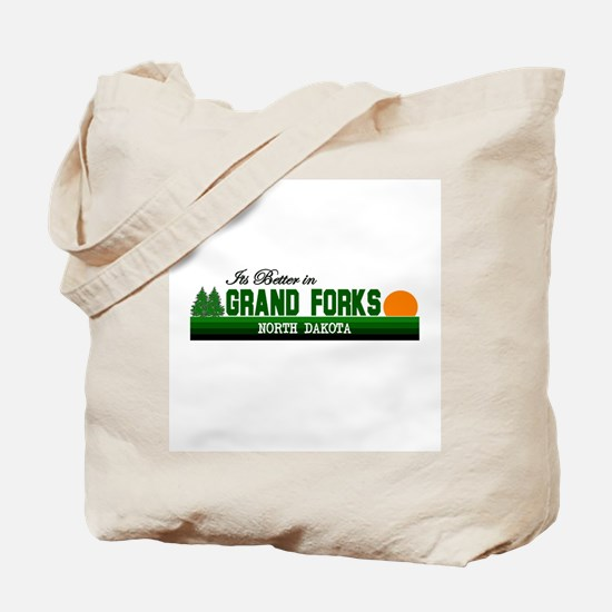Its Better in Grand Forks, No Tote Bag
