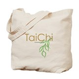 Tai chi Canvas Tote Bag