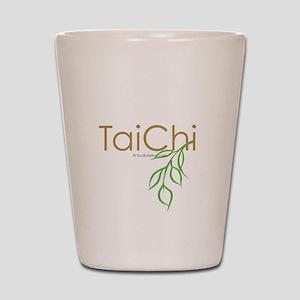 Tai Chi Growth 11 Shot Glass