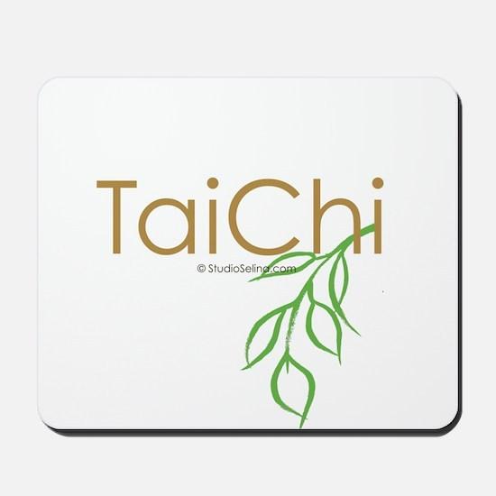 Tai Chi Growth 11 Mousepad
