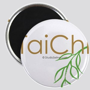 Tai Chi Growth 11 Magnet