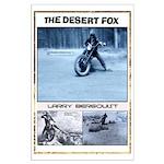 Desert Fox Hastings Ranch Large Poster