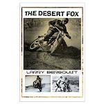 Desert Fox 888 Large Poster