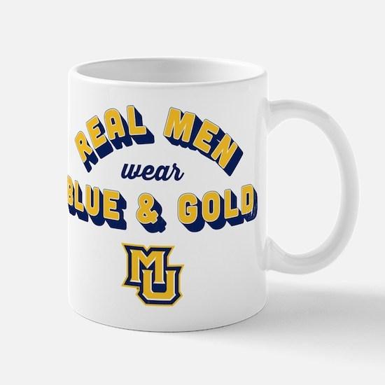 Marquette Golden Eagles Real Men Mug