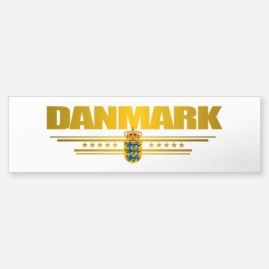 Dannebrog Sticker (Bumper)