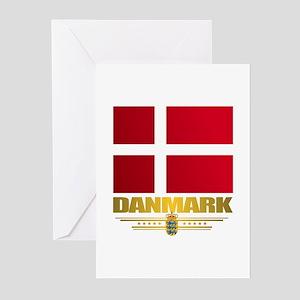 Dannebrog Greeting Cards (Pk of 10)