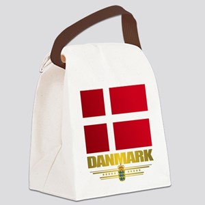 Dannebrog Canvas Lunch Bag